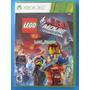 The Lego Movie - Xbox 360 - Lacrado - Pronta Entrega.