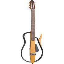 Yamaha Slg-110n Silent Violão El. Vazado Ny - Frete Grátis