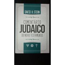 Comentario Judaico Do Novo Testamento-nova Edição