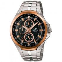 Relógio Casio Ef-326d-1avdf Edifice Esportivo Fino- Refinado