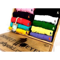 Lote|kit|atacado 20 Camisetas Original Sheepfyeld