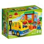 Brinquedo Novo Lacrado Lego Duplo Ônibus Escolar 10528