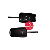 Chave Telecomando Codificada Cruze Cobalt Onix S10 Spin
