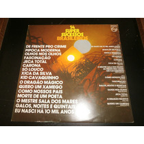Lp 14 Super Sucessos Brasileiros, Disco Vinil, Ano 1976