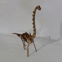 Quebra Cabeça 3d - Coleção Dinossauros - Bracchiosaurus Mdf