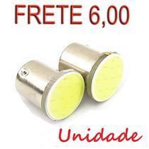 Lampada Luz Cob Ré Placa 1 Polo 1156 P21w +forte Frete 6,00