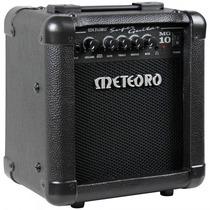 Amplificador Meteoro Super Guitar Mg-10 Portátil - Refinado