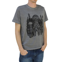 Camiseta Rock Estonada 100% Algodão Ponte La Galería