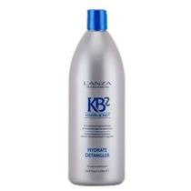 Kb2 Lanza Hydrate Detangler 1000ml Amk Cosméticos