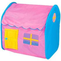 Porta Brinquedos Cesto Infantil Casinha Braskit (gulliver)