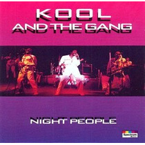 Cd Kool And The Gang Night People (importado)