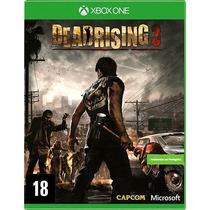 Jogo Dead Rising 3 Xbox One Midia Fisica Lacrado Nota Fiscal