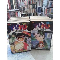 Mangá Yuyu Hakusho 35 Volumes