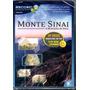 Dvd Monte Sinai A Montanha De Deus - Novo Lacrado Raro