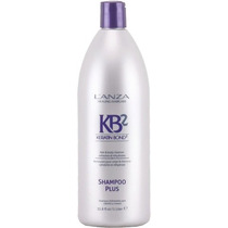 Kb2 Lanza Shampoo Plus 1litro Amk Cosméticos