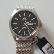 Relógio Orient Automático 469ss056 Lançamento Elegante Luxo