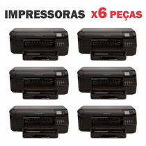 Impressoras Hp Officejet Pro 8100 Lote Com 6 No Estado