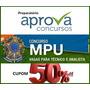 Preparatorio Ministerio Publico Uniao Mpu Aprova Concursos
