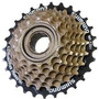 Catraca Bicicleta Shimano Index Sis 7v Rosca Mf-tz21 14x28d