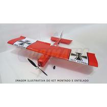 Kit Aeromodelo Ugly Stick Para Montar P3 Depron Treinador