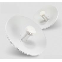 Antena Ubiquiti Nano Beam M5 Nbe-m5-300 5.8 Ghz + Fonte