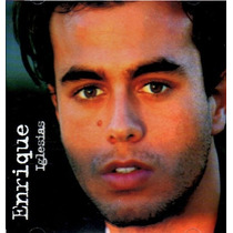 Cd Lacrado Enrique Iglesias 1996