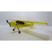 Kit Aeromodelo Piper J3 Para Montar P3 Depron Treinador