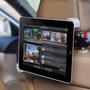Suporte Veicular Universal Tablet Ipad Galaxy Encosto Banco