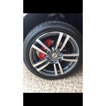 Rodas 20 Porsche Com Pneus Continental Sport Contact 4x4