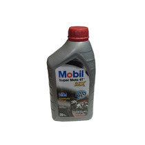 Oleo Mobil Super Moto 4 Tempos Mx 15w-50 Semissintético.