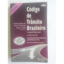 Código De Trânsito Brasileiro E Legislação Complementar