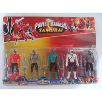 Power Rangers Cartelado