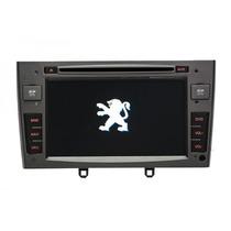 Kit Central Multimidia Dvd Gps 3g Peugeot 308 408 Tv Digital