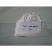 Talco Industrial 10kg - Fibra De Vidro Resina Massa Plastica