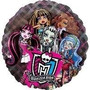 Balão Metalizado Monster High 45 Cm. Personagens