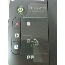 Painel Operador Impressora Hp Deskjet 2050 / F2050 Completo