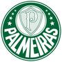 Chaveiro Palmeiras - Metal Time Futebol