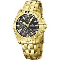 Relógio Festina Gold F16119-3