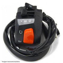 Interruptor Emergencia E Partida Condor Yes 125 2008/ 07fios