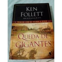 Livro Queda De Gigantes De Ken Follett
