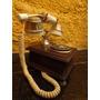 Antigo Telefone Em Madeira - R 0271