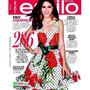 Revista Estilo Fevereiro 2015 Lacrada! = Camila Coelho !