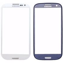 Tela Vidro S3 Samsung Galaxy I9300 Lente Touch Frete Gratis