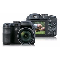 Câmera Digital Semiprofissional Ge X550 Semi Nova