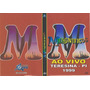 Banda Magníficos Em Teresina1998 Dvd Raro