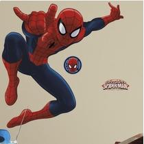 Adesivo Roommates Reposicionável Spiderman (homen-aranha)