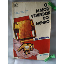 Livro O Maior Vendedor Do Mundo Nº 1075