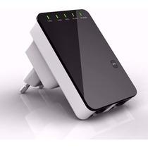 Repetidor Wifi Roteador Amplificador Sinal Internet Wireless