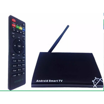 Box Tv Android Iptv,kodi,fullhd Smart Tv Hdmi (configurado)