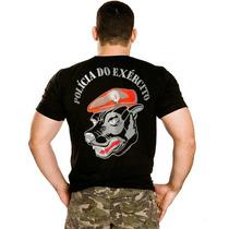 Camiseta Polícia Do Exército